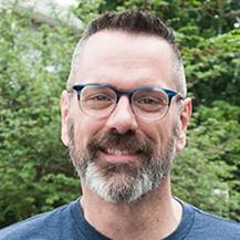 Kevin Waterman staff portrait