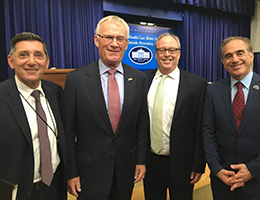 EDC's Jerry Reed at the White House