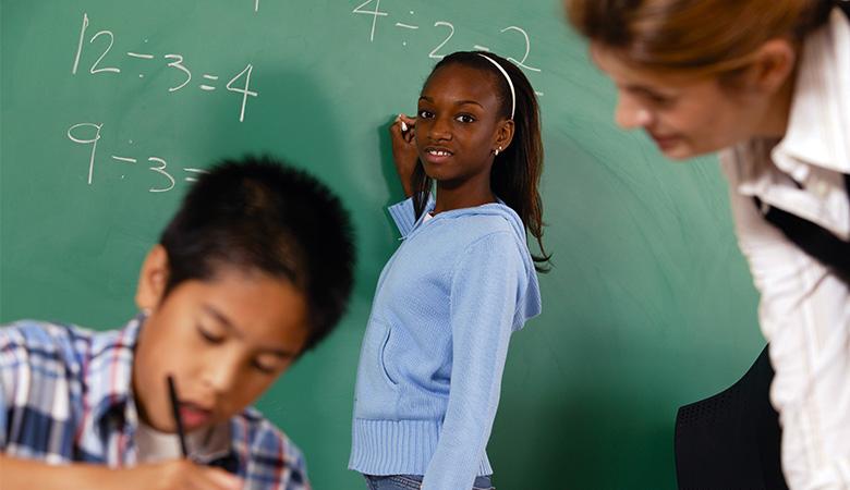 Math For All Grades 3-5