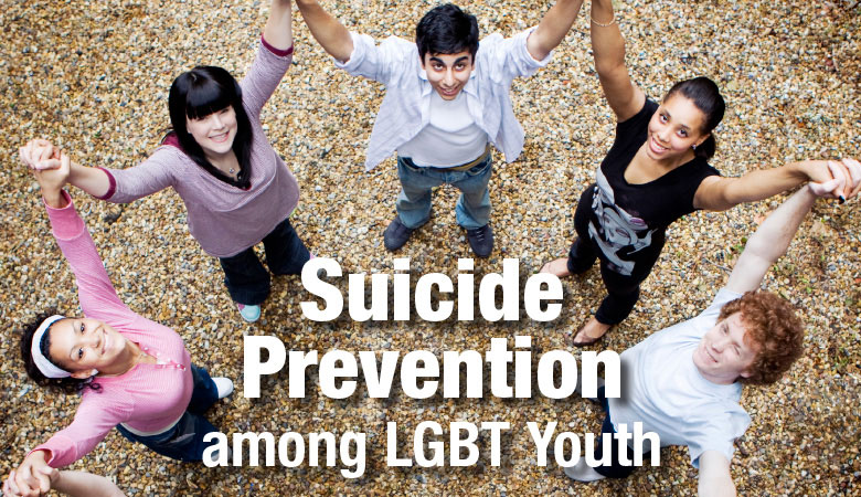 Suicide Prevention among LGBT Youth