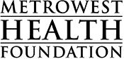 Logo of MetroWest Health Foundation