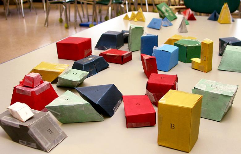 A photo of math activity representing Got Elementary Math Questions? We Have Answers!