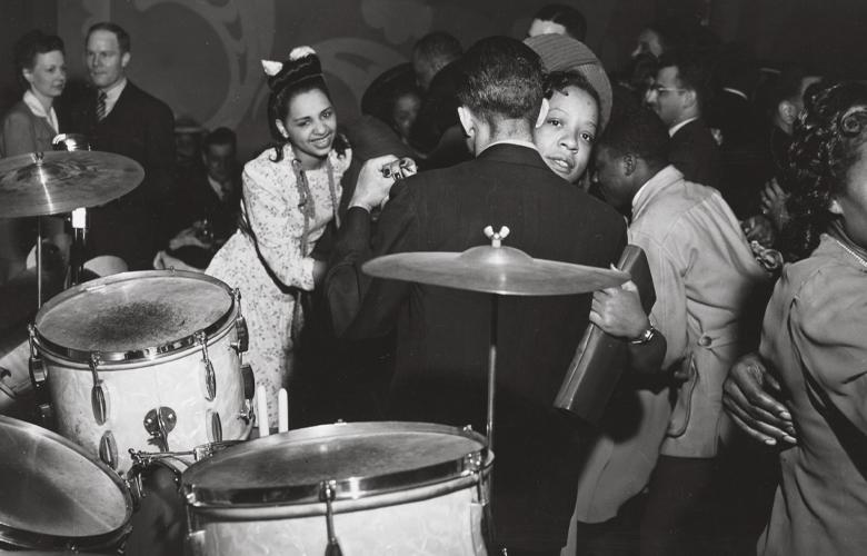 Photo: Club DeLisa, Chicago 1942