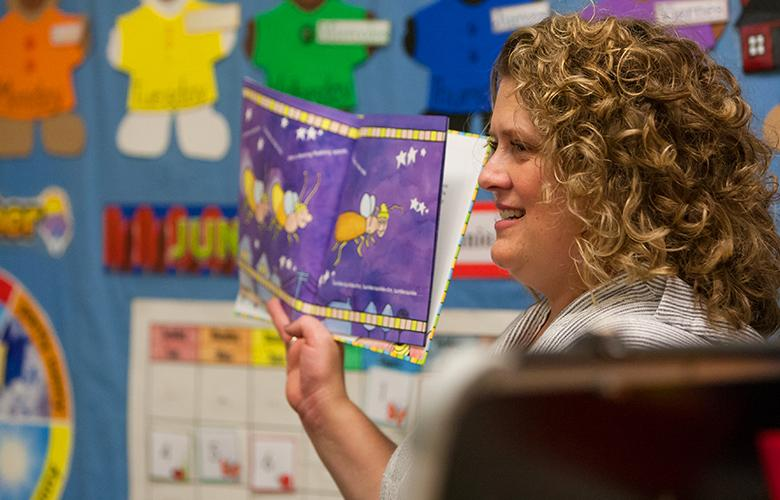 A photo of a teacher representing Today, But Not Just Today: Appreciating All Teachers