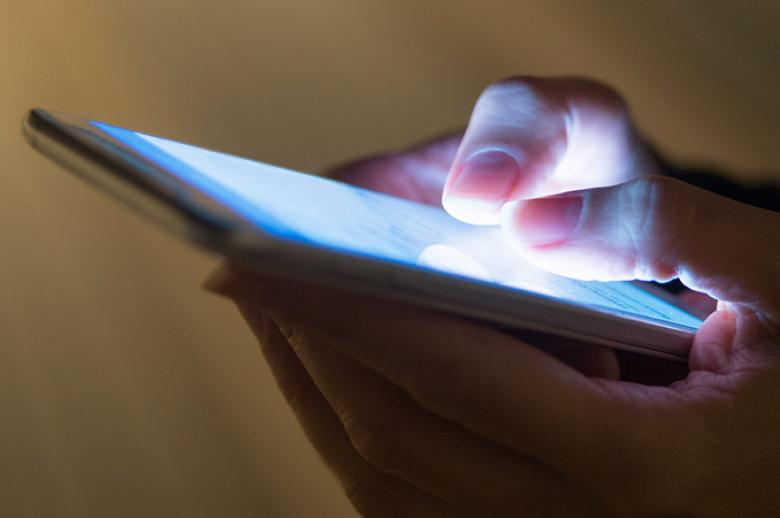 An image of texting representing Is Social Media Harmful to Students with Disabilities?