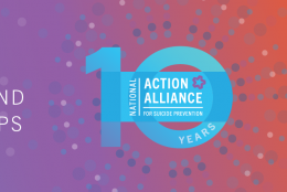 A graphic representing Action Alliance Recognizes A Decade of Progress