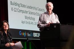 Photo of EDC's Jim Stanton