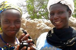 A photo of two women in Mali representing Are Local NGOs the Key to Lasting Impact in International Development?