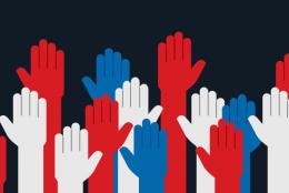 An image representing civics education