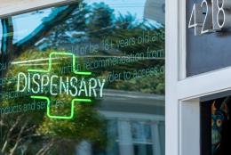 A photo of a dispensary representing EDC Talks: Vendors Can Prevent Marijuana Misuse