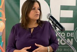 A photo of Daisy Hernández González