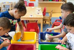 A photo of a classroom representing Delivering SEL Support
