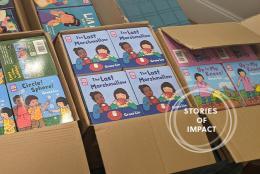Photo of math learning kits