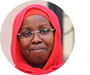 Zahra Youssouf staff portrait